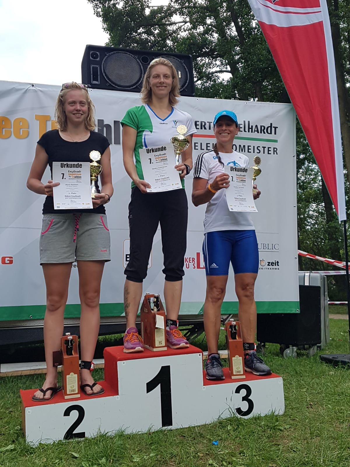 Engelhardt Liepnitzsee-Triathlon 15.15.15 | Multisport LOS